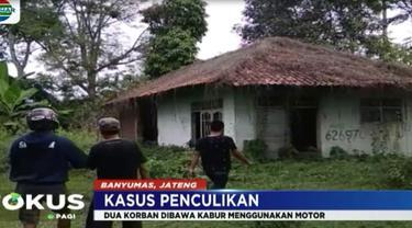 Korban sempat dibawa ke rumah kosong, dicekik dan hampir diperkosa