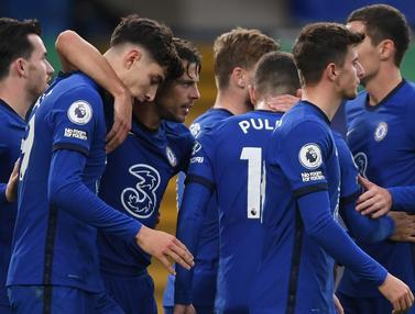 Gol Injury Time Southampton Kandaskan Kemenangan Chelsea di Stamford Bridge