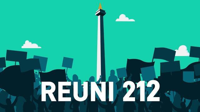 Reuni 212 direncanakan berlangsung di kawasan Monumen Nasional, 2 Desember 2019. Aktivitas yang disebut melibatkan jutaan umat muslim itu mengundang pro kontra.