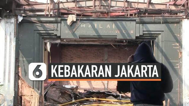 Polisi masih menyelidiki penyebab kebakaran gedung bekas lokasi restoran dan tempat hiburan Hailai di Ancol Jakarta Utara. Polisi telah memeriksa 7 orang saksi. Gedung lama tidak terpakai dan tengah dibongkar.