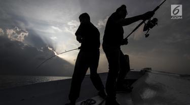 Sahur on The Boat, Berbagi Kebahagiaan Ala Jurnalis Pecinta Mancing