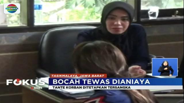 Setelah menjalani perawatan intensif selama tiga hari, bocah berumur 2,5 tahun yang dianiaya Tantenya akhirnya meninggal dunia