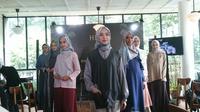 Berikut perayaan ulang tahun e-commerce fashion muslim,HIJUP yang semakin mengembangkan pasar hingga internasional. (Foto: Liiputan6.com/ meita fajriana)