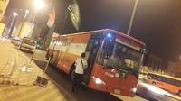 Halte bus salawat untuk jemaah haji Indonesia. (www.haji.kemenag.go.id)