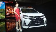 Toyota Avanza 2019. (Arief/Liputan6.com)
