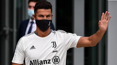 Striker Juventus, Cristiano Ronaldo