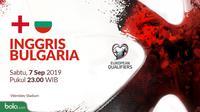 Kualifikasi Piala Eropa 2020 - Inggris Vs Bulgaria (Bola.com/Adreanus Titus)