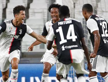 Sampdoria, Juventus, Serie A