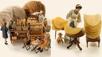 Nampak Detail dan Realistis, 6 Diorama Mini Buatan Pria Ini Bikin Kagum. (Sumber: Instagram/tanaka_tatsuya)