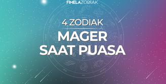 4 Zodiak Mager Saat Puasa Ramadan, Paling Malas Bersih-Bersih