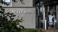 Kantor WTO di Jenewa, Swiss. (Source: AFP)