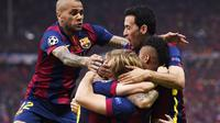 Barcelona vs Juventus (Reuters / Dylan Martinez)