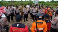 Kapolda Kalimantan Selatan (Kalsel) Irjen Pol Nico Afinta mengeluarkan maklumat ancaman yang membakar hutan dan lahan. (Istimewa)