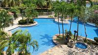 Area hotel dan villa di kawasan Nongsa Point di Batam. (Liputan6.com/Dinny Mutiah)