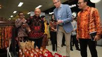 Indonesia menawarkan kerja sama pengembangan koperasi pertanian Indonesia dengan koperasi serupa di Belanda. Liputan6.com/Tira
