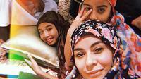 Meisya Siregar bersama keluarga (Instagram/meisya_siregar)