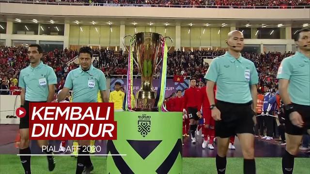 Berita video, Piala AFF 2020 diundur kembali dengan alasan kesehatan