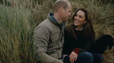 Kate Middleton dan Pangeran William Bagikan Video Keluarga Bahagia, Balas Doa Penggemar untuk Ultah Pernikahan ke-10