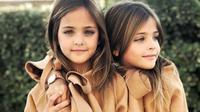 Kembar identik Lea Rose dan Ava Marie (clementstwins/instagram.com)