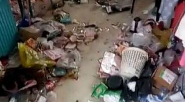 Sampah Menggunung di Kamar, Gadis Ini Dicela Netizen