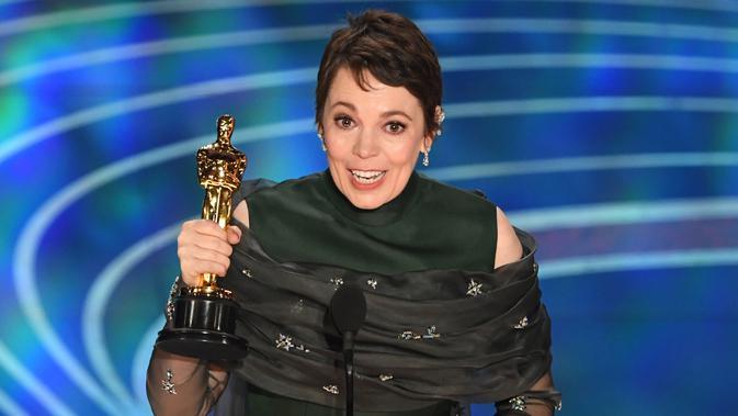 Olivia Colman Menangkan Best Actress AP 1