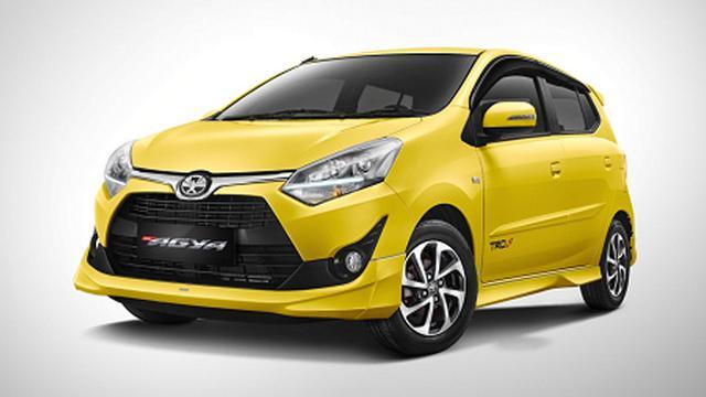 Daftar Harga Mobil Toyota Agya Tipe Terbaru Tahun 2020 Hot Liputan6 Com