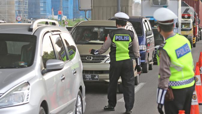 Ingin Kembali ke Jakarta, Pemudik Harus Melewati 3 Ring Penjagaan Berlapis