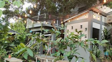 Pekarangan Rinati, Restoran Hijau yang Lebih dari Sekadar Tempat Makan