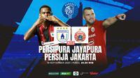 Podcast BRI Liga 1 - Persipura Jayapura Vs Persija Jakarta (Bola.com/Adreanus Titus)