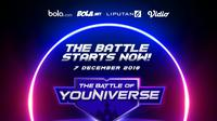 Launching The Battle of Youniverse akan memertemukan SES kontra GGWP.