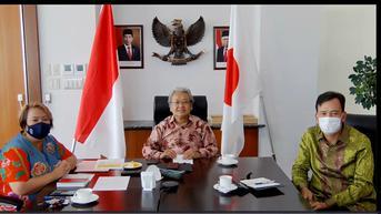 KBRI Tokyo Dukung Game Indonesia Mendunia Lewat Tokyo Game Show 2021