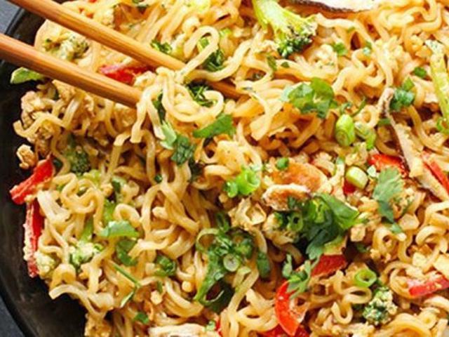 kumpulan gambar mie rebus gambar makanan Resepi Mee Udon Goreng Enak dan Mudah