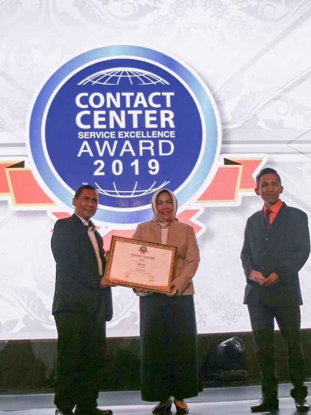 Bank bjb Raih Contact Center Service Excellent Award 2019 ...