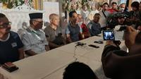 Wakil Walikota Samarinda M barkati memutuskan menunda pernikahan putrinya. (Foto: Liputan6.com/ Abdul Jalil)