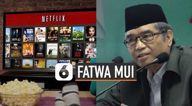 Ramai kabar MUI akan keluarkan fatwa haram Netflix. Namun pihak MUI menyatakan bahwa isu tersebut tidak benar.
