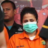 Rilis narkoba Dir Reserse Narkoba Polda Metro Jaya (Bambang E Ros/bintang.com)