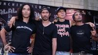 Slank merilis album k-22, Palalopeyank. (Herman Zakharia/Liputan6.com)