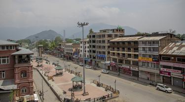 Seruan Lockdown Nasional Saat Tsunami Corona India Semakin Mengerikan