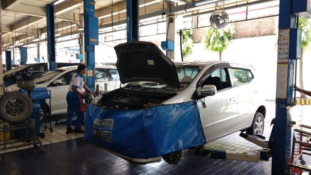 Banyak Kembaran, Mobil Daihatsu Boleh Servis di Bengkel