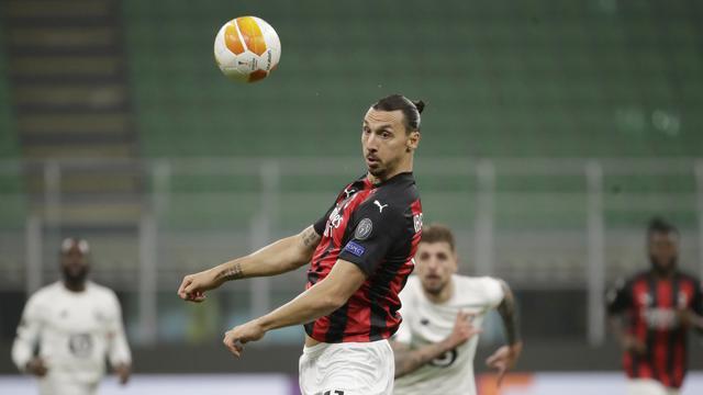AC Milan Dibantai Lille di San Siro