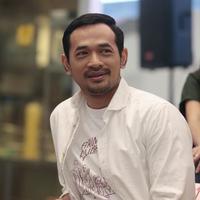 Oka Antara, pemain film Foxtrot Six yang akan tampil di Ideafest 2018.