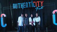Authenticity Fest 2018 yang diisi oleh Ari Lasso, Kotak dan Rif. (Istimewa)