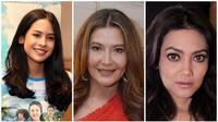Maudy Ayunda, Tamara Bleszynski, Bella Saphira (Liputan6.com)