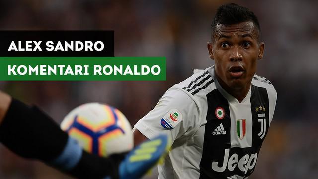 Berita Video Cristiano Ronaldo Belum Cetak Gol, Bek Juventus Ini Tetap Memuji