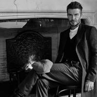 Simak penampilan David Beckham layaknya gangster Inggris 1920-an (Foto: Instagram/Kentandcurwen)