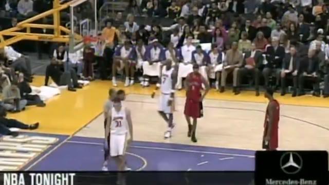 Berita video salah satu pertandingan yang tak terlupakan di NBA yaitu antara Los Angeles Lakers melawan Toronto Raptors pada Januari 2006, di mana Kobe Bryant menciptakan 81 poin.