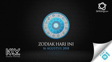 Video Zodiak Hari Ini: Simak Peruntungan Kamu di 16 Agustus 2018 Part 1