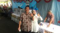 Calon Gubernur Jawa Barat Deddy Mizwar. (Liputan6.com/Radityo Priyasmoro)