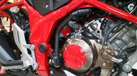 Kick Starter  Honda CB150 R StreetFire. (Herdi Muhardi)