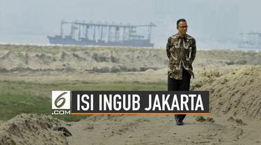 Gubernur DKI Jakarta Anies Baswedan keluarkan Instruksi Gubernur DKI Nomor 71 Tahun 2019.
